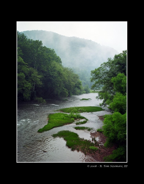 Elk River, Elkhurst, West Virginia