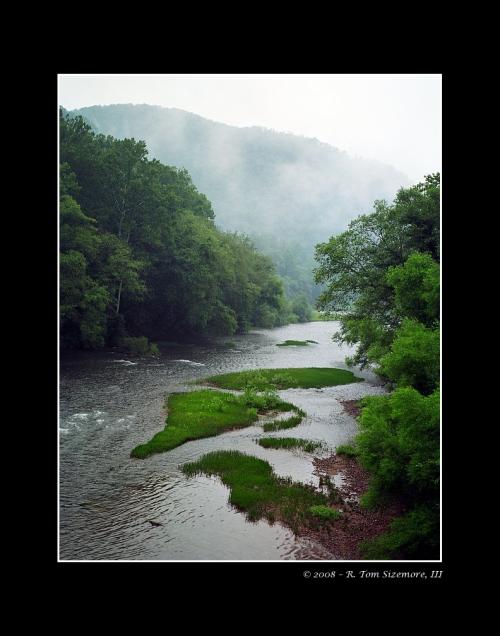 Elk River, Elkhurst, West Virginia